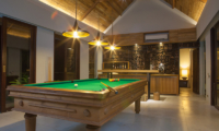Villa Lumia Pool Table and Bar Area | Ubud, Bali