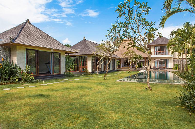 Villa Lumia Garden   Ubud, Bali
