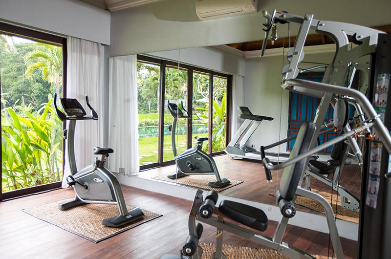 Villa Lumia Gym   Ubud, Bali