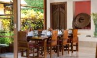 Villa Marlinde Dining Area | Jimbaran, Bali