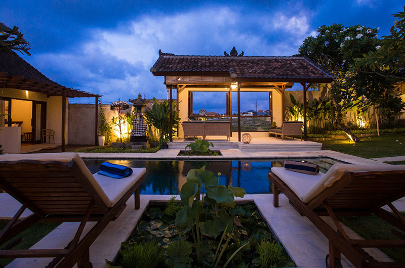 Villa Rindik Sun Deck | Canggu, Bali