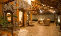 Villa Rindik Open Plan Living Area | Canggu, Bali