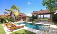 Villa Rindik Pool Area | Canggu, Bali