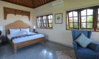 Villa Rindik Bedroom with Seating | Canggu, Bali