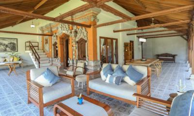 Villa Rindik Living Area | Canggu, Bali
