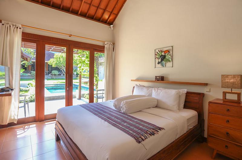 Villa Rindik Bedroom Area | Canggu, Bali