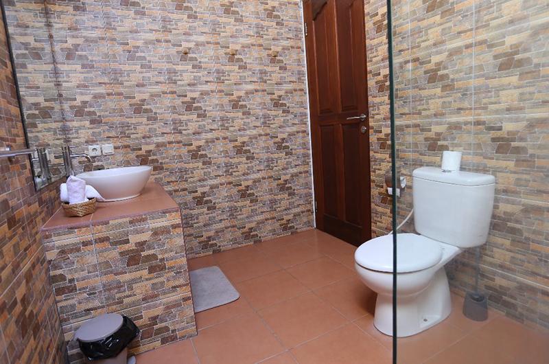 Villa Rindik Bathroom Area | Canggu, Bali
