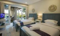 Villa Sasando Twin Bedroom   Canggu, Bali