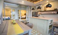 Villa Sasando Kitchen Area   Canggu, Bali