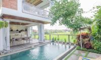 Villa Sasando Pool Area   Canggu, Bali