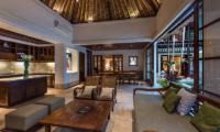 Villa Senada Living Area | Jimbaran, Bali