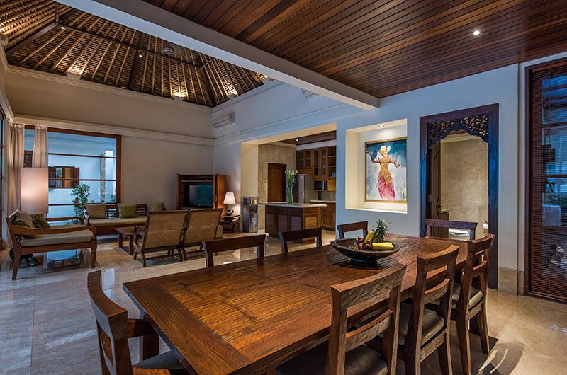 Villa Senada Dining Area | Jimbaran, Bali