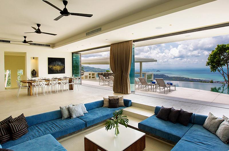 Lime Samui Villas Villa Spice Living Area | Nathon, Koh Samui