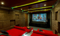 Lime Samui Villas Villa Spice Cinema Area | Nathon, Koh Samui