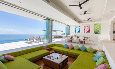 Lime Samui Villas Villa Splash Living Area | Nathon, Koh Samui