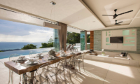 Lime Samui Villas Villa Zest Dining Area | Nathon, Koh Samui