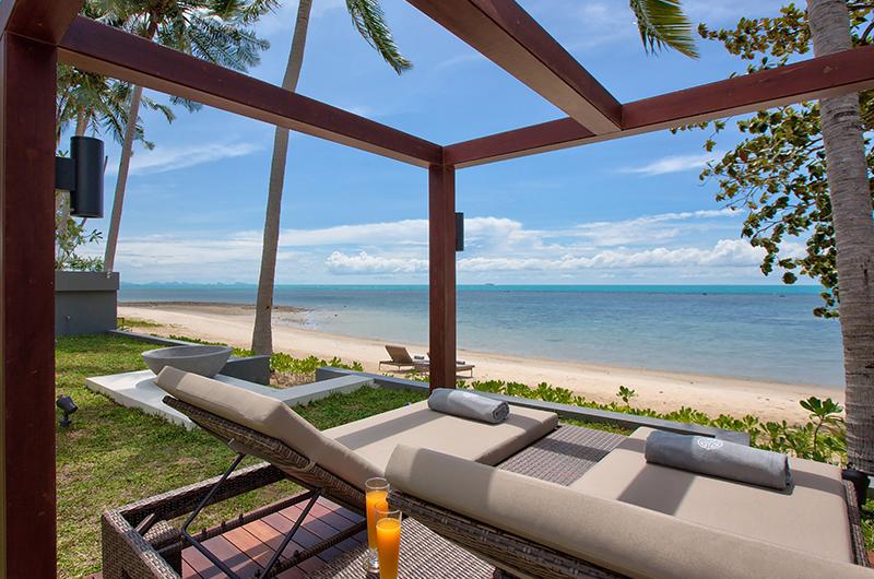 Mandalay Beach Villas Villa Neung Sun Deck | Bang Por, Koh Samui