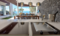 Mandalay Beach Villas Villa Neung Kitchen Area | Bang Por, Koh Samui