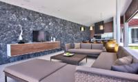 Mandalay Beach Villas Villa Neung Living Area | Bang Por, Koh Samui