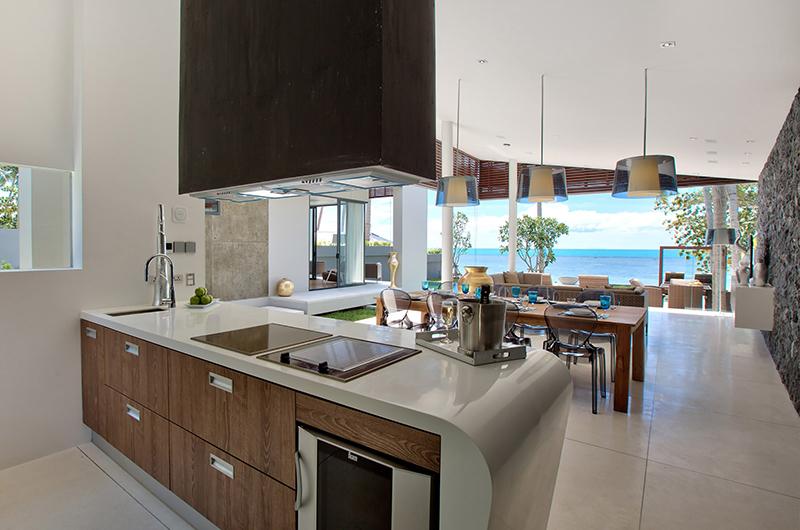 Mandalay Beach Villas Villa Neung Kitchen | Bang Por, Koh Samui