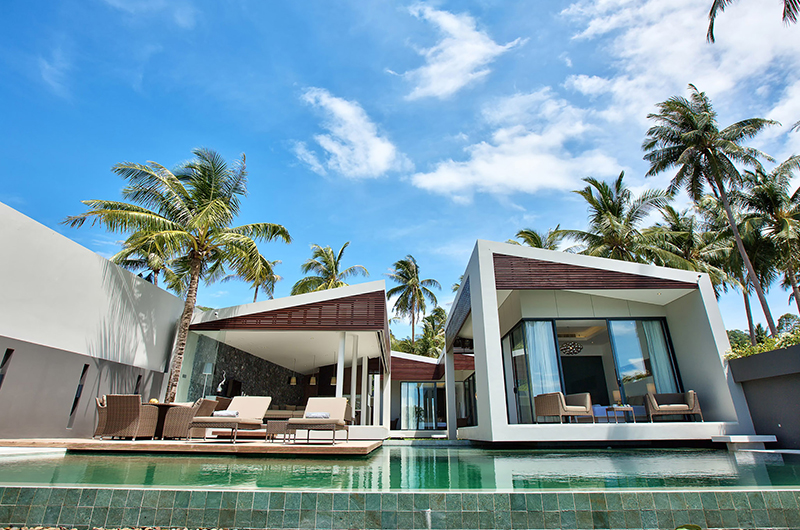 Mandalay Beach Villas Villa Soong Pool | Bang Por, Koh Samui