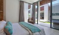 Mandalay Beach Villas Villa Soong Bedroom Area | Bang Por, Koh Samui