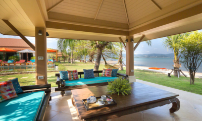 Villa Angthong Open Plan Living Area | Choeng Mon, Koh Samui