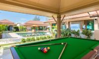 Villa Angthong Pool Table | Choeng Mon, Koh Samui