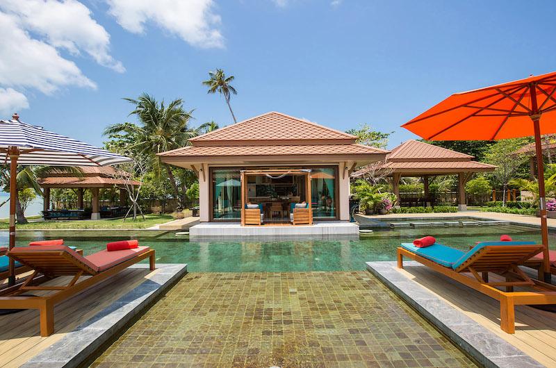 Villa Angthong Swimming Pool | Choeng Mon, Koh Samui