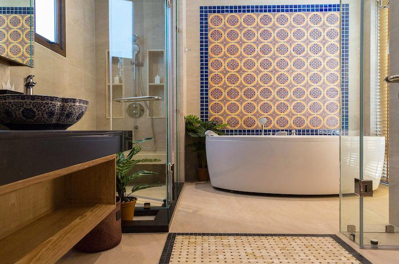 Villa Angthong Bathtub | Choeng Mon, Koh Samui