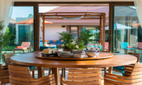 Villa Angthong Dining Area | Choeng Mon, Koh Samui