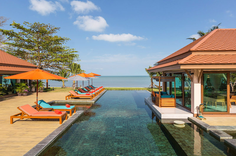 Villa Angthong Pool | Choeng Mon, Koh Samui