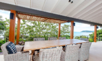 Villa Arcadia Dining Area | Laem Sor, Koh Samui