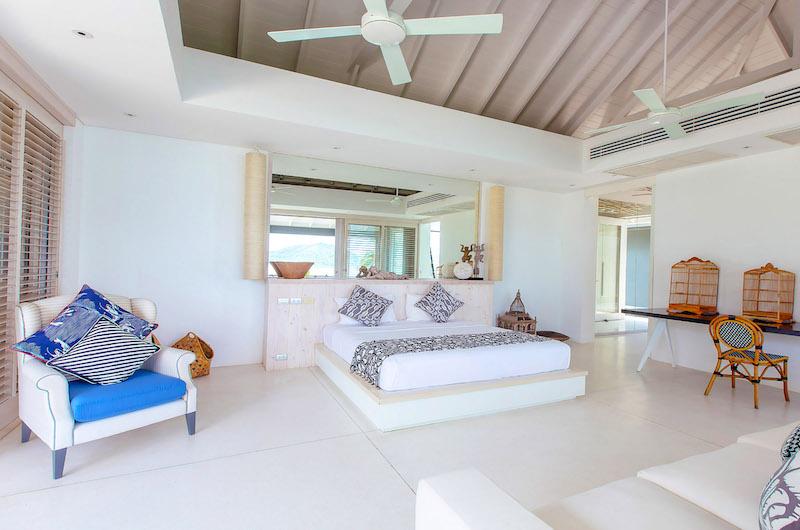 Villa Arcadia Bedroom Three | Laem Sor, Koh Samui