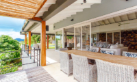 Villa Arcadia Living Area | Laem Sor, Koh Samui