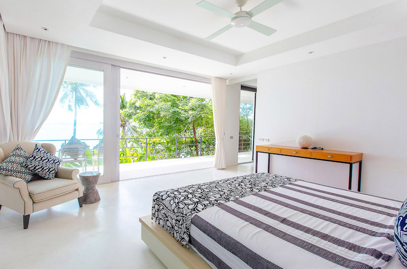 Villa Arcadia Spacious Bedroom Area | Laem Sor, Koh Samui