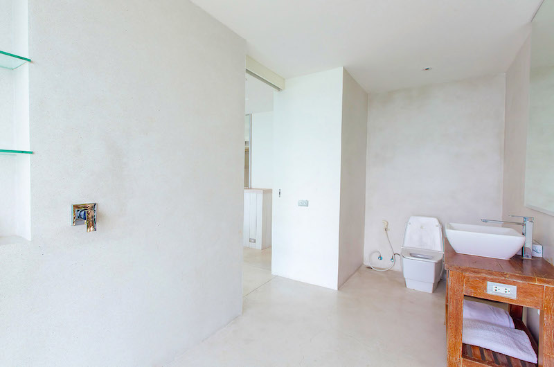 Villa Arcadia Bathroom One | Laem Sor, Koh Samui