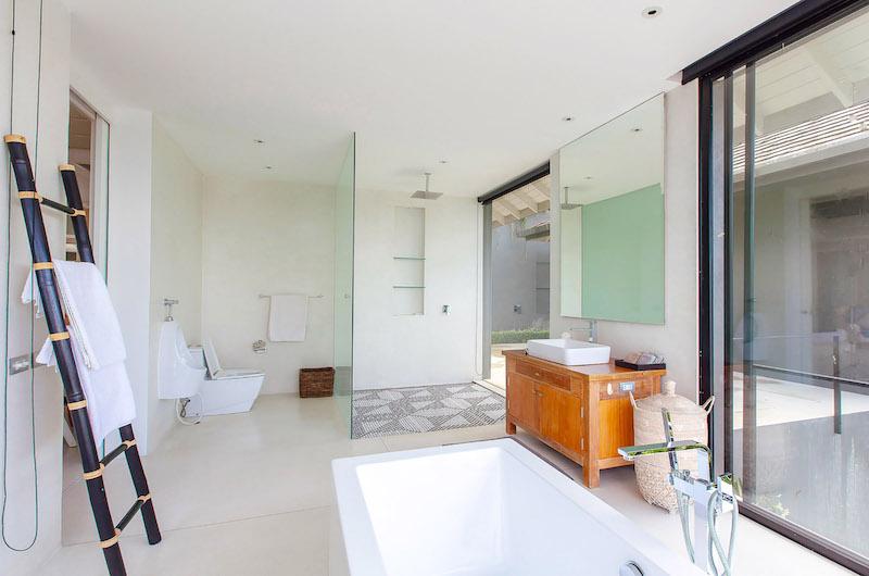 Villa Arcadia Bathroom | Laem Sor, Koh Samui