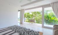 Villa Arcadia Balcony | Laem Sor, Koh Samui