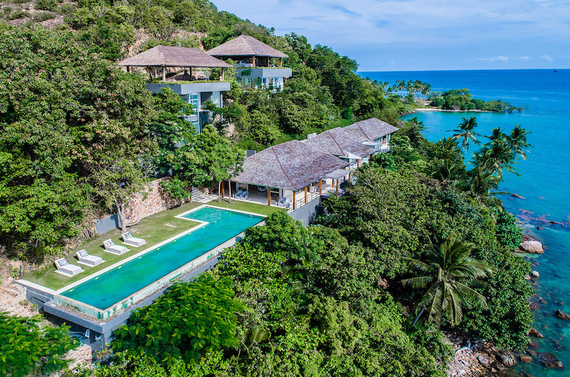Villa Arcadia Exterior | Laem Sor, Koh Samui