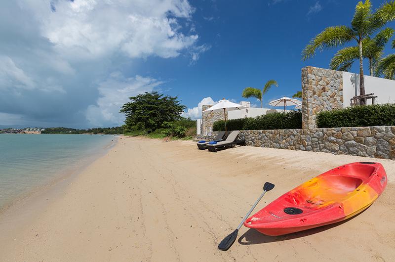 Villa Neung Skye Beach   Choeng Mon, Koh Samui