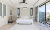 Villa Neung Skye Master Bedroom Area   Choeng Mon, Koh Samui