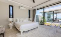 Villa Neung Skye Bedroom One   Choeng Mon, Koh Samui
