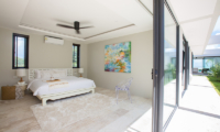 Villa Neung Skye Bedroom Area   Choeng Mon, Koh Samui