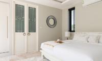 Villa Neung Skye Bedroom Side   Choeng Mon, Koh Samui
