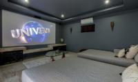 Villa Neung Skye Cinema Area   Choeng Mon, Koh Samui