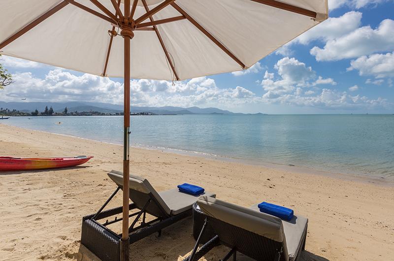 Villa Song Skye Sun Decks | Choeng Mon, Koh Samui