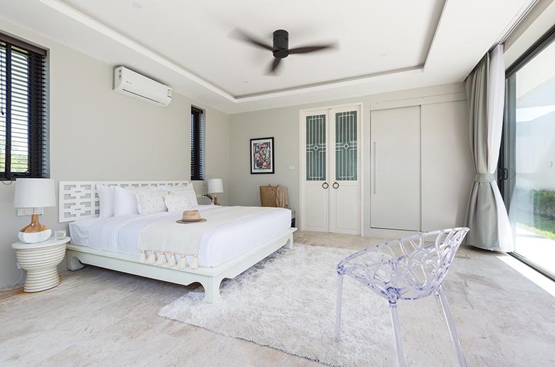 Villa Song Skye Master Bedroom | Choeng Mon, Koh Samui