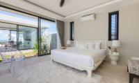 Villa Song Skye Bedroom with Seating | Choeng Mon, Koh Samui