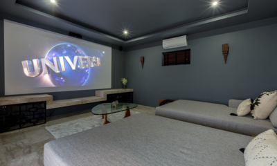 Villa Song Skye Cinema Area | Choeng Mon, Koh Samui